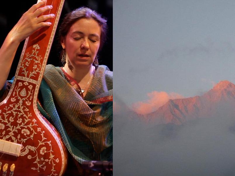 Präsentation Dhrupad Gesang mit Marianne Svasek