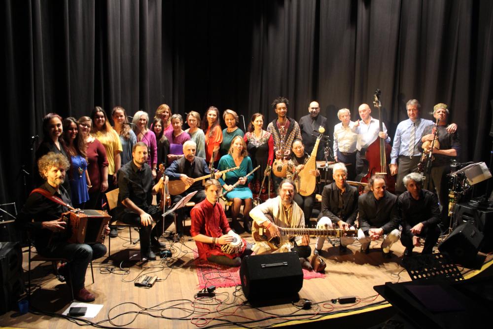 Weltkultur Konzert 2018